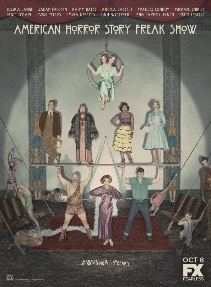 American Horror Story Freak Show – ARTWORK