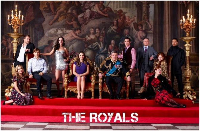 E!Online's The Royals has set a premiere date and has new trailer