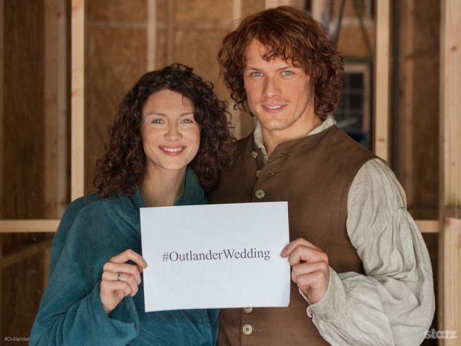 "Outlander 1×07 ""The Wedding"" Review"