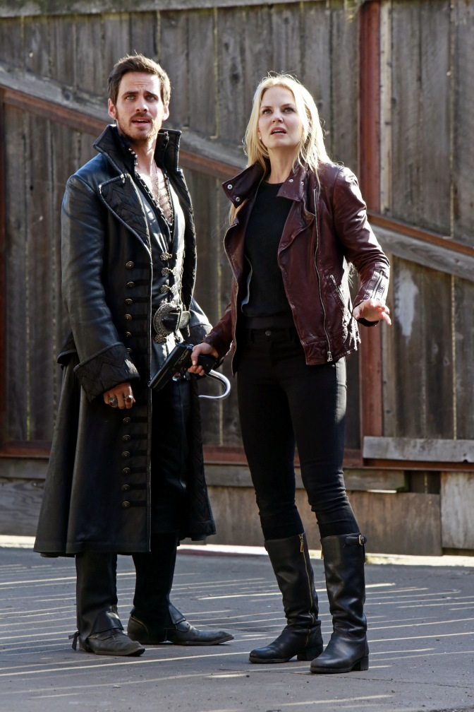 """Once Upon A Time 4×03 """"Rocky Road"""""""