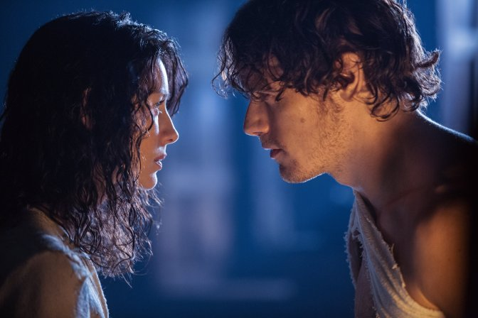 Starz announces Outlander's return date  in 2015 (Photos)