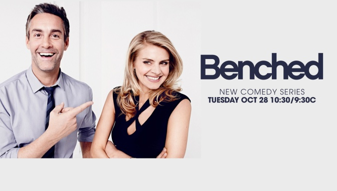 """Benched 1×01 """"Woman on the Verge of a Nervous Breakdown"""" Review"""