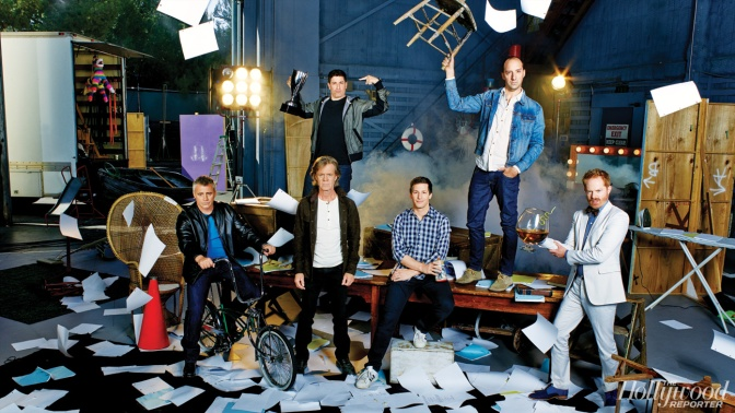 Comedy Actors@Hollywood Reporter Roundtables 2014
