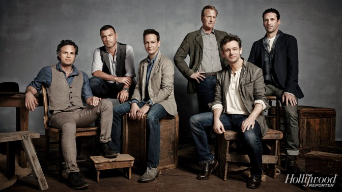 Drama Actor Roundtable @Hollywood Reporter
