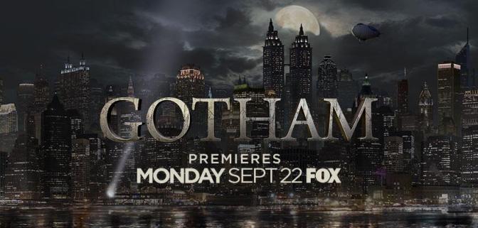 Gotham – Trailer
