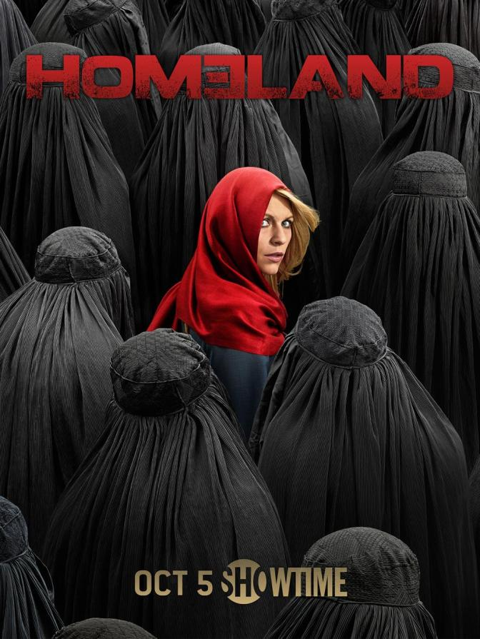 Homeland season 4 (Poster&Video)