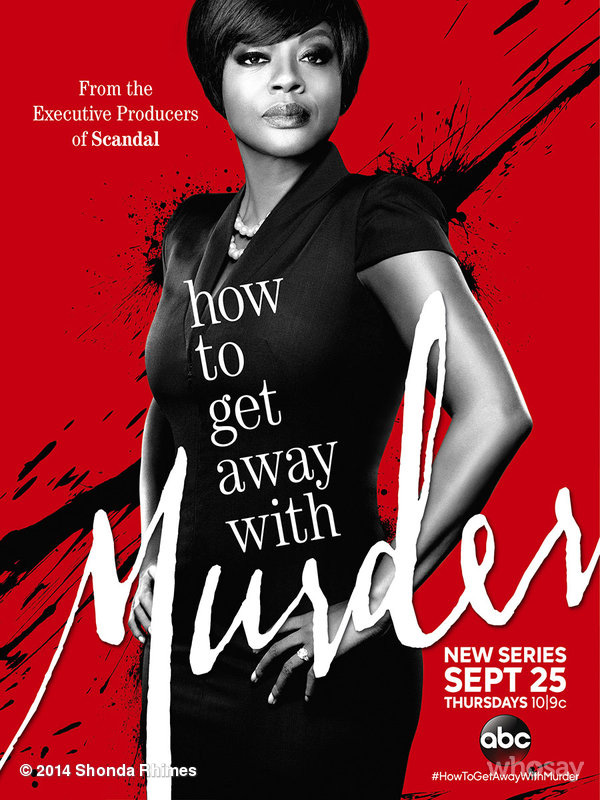 How To Get Away With Murder (Poster & Trailer)