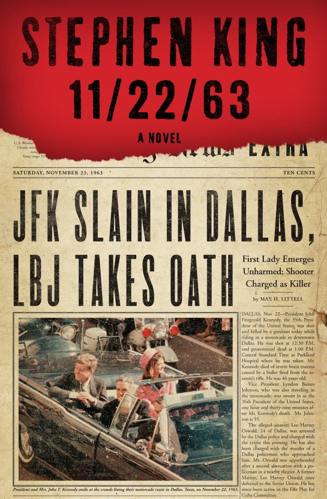 J.J.Abrams and Hulu to produce Stephen King's 11/22/63
