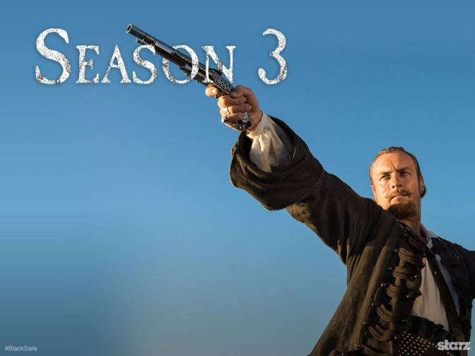 Black Sails Season 2 Trailer