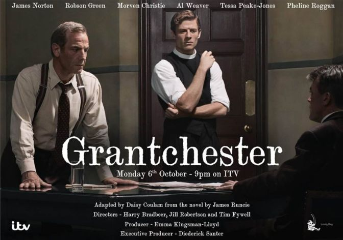 Grantchester Renewed for Second Season