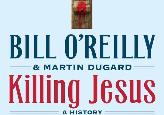 Kelsey Grammer & Stephen Moyer to Bill O'Reilley's Killing Jesus