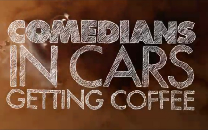 Web Series You Must Watch: Comedians In Cars Getting Coffee by Jerry Seinfeld