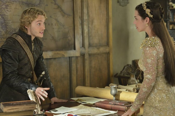 """Reign 2×05 """"Blood For Blood"""" Promotional Photos"""