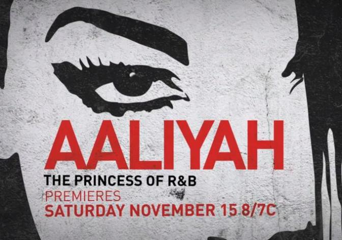 Aaliyah – New Teaser/Trailer from Lifetime