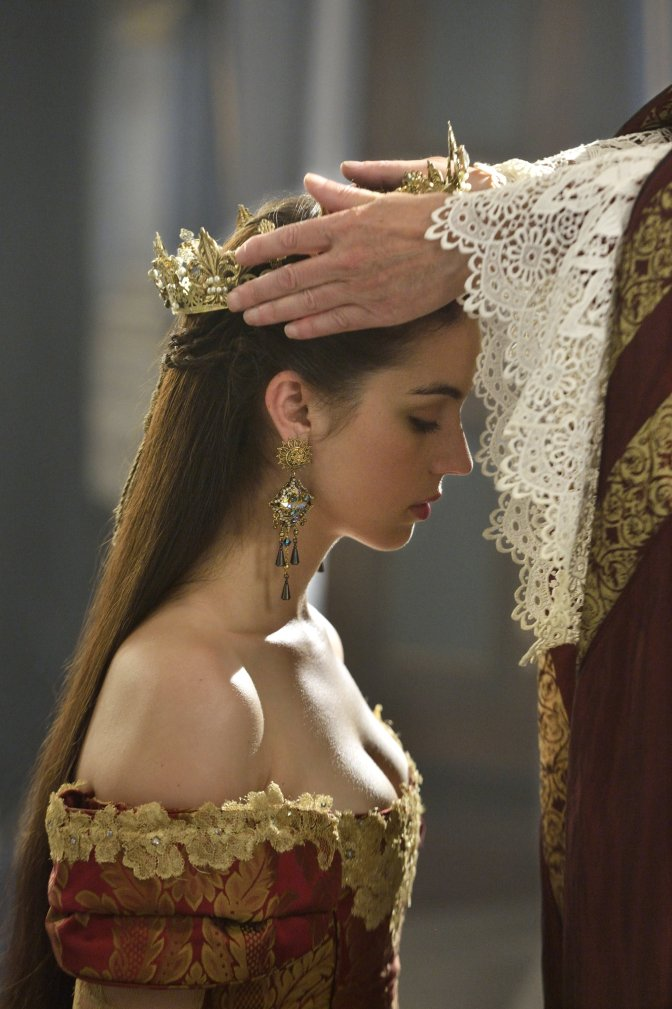 """Reign 2×05 """" Blood for Blood"""" Promo"""