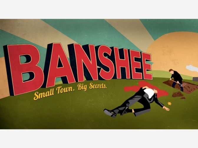 "Banshee ""You think we can change"" Teasers"