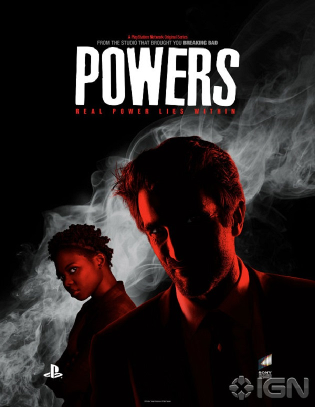 """Powers"" The PlayStation Original Series – Trailer"