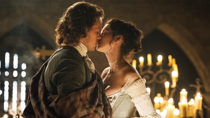 "New Teaser ""Outlander"" 2015."
