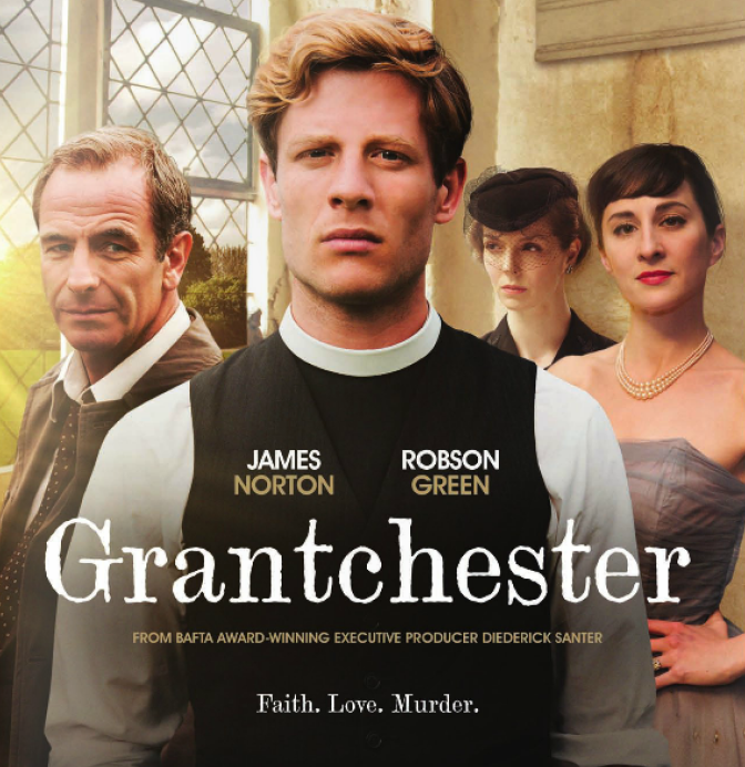 TV Recommendation: Grantchester ( ITV UK)