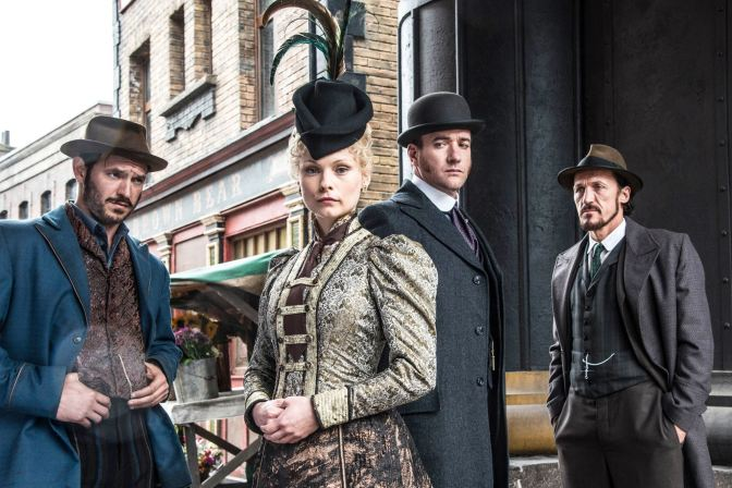 3 More Days to Ripper Street on Amazon Prime  (Video)