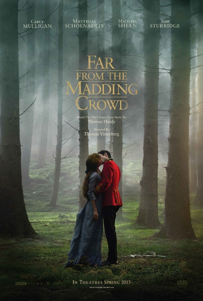 """Far From the Madding Crowd"" Teaser Trailer"