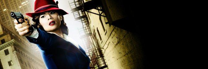 Agent Carter Promotional Photos