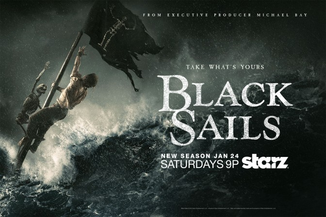 Black Sails – Promotional Photos Season 2