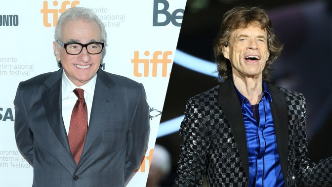 HBO Orders Rock Drama Series from Martin Scorsese, Mick Jagger