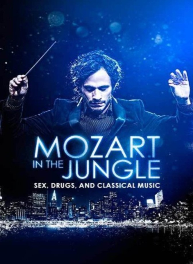 Mozart in the Jungle – Trailer